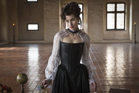 Maimie  McCoy as Milady in episode 2 of The Musketeers - Image Credit: BBC Photographer: Larry Horricks