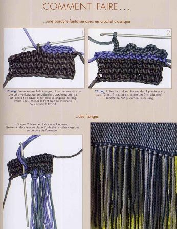 Le crochet Tunisien ou Afghan 8b8aaa7d525c5291b07936d5a934fa34