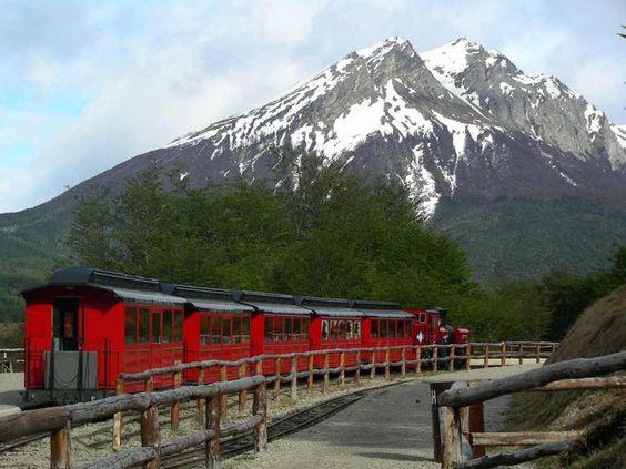 Viajes en tren por suramérica