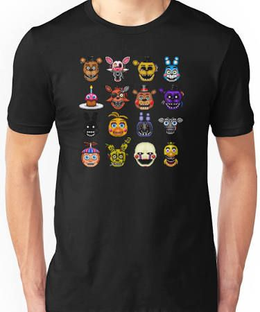 five nights at freddy's the silver merch - Google Search