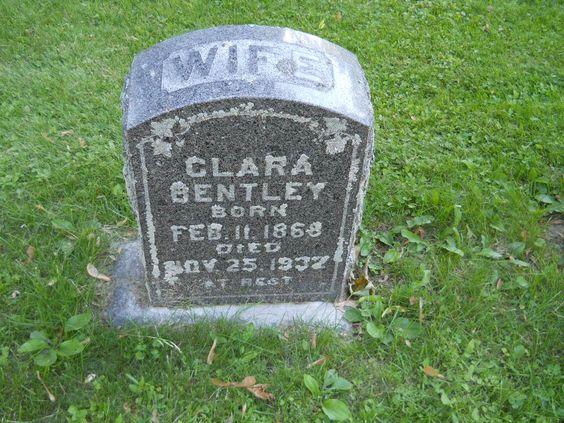Clara Koch Bentley (1868 - 1932) - Find A Grave Photos