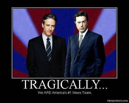 Stewart and Colbert: America's #1 News Team - 10 Best Stephen Colbert Quotes Ever