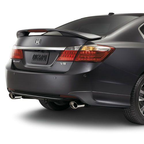 Honda OEM Rear Underbody Spoiler