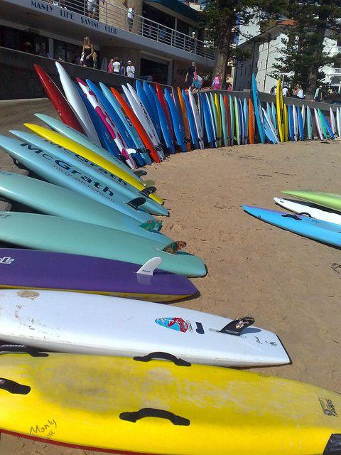 Manly Beach, Australia.