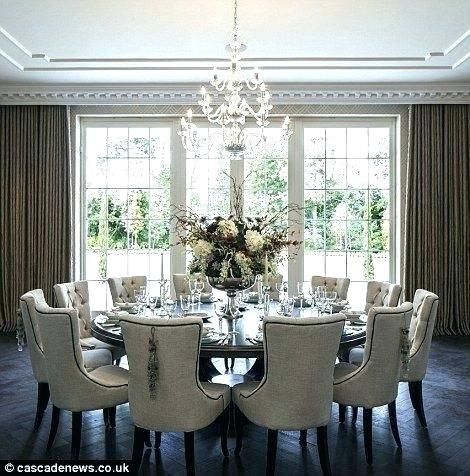 Thanksgiving Table Centerpieces Diy Round Formal Dining Centerpiece Room Decorating Ideas Beaut Round Dining Room Table Elegant Dining Room Family Dining Rooms