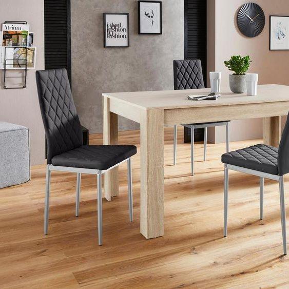 Essgruppe Lynn160 Brooke Set 5 Tlg Tisch Mit 4 Stuhlen In 2020