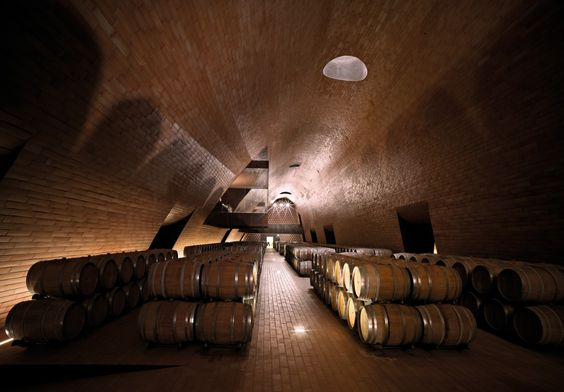 Antinori Winery (Toscana, Italy) #wine #architecture