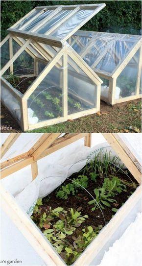 Cómo Hacer Un Invernadero Casero El Cómo De Las Cosas Jardinería De Invernadero Como Hacer Un Invernadero Invernadero Casero