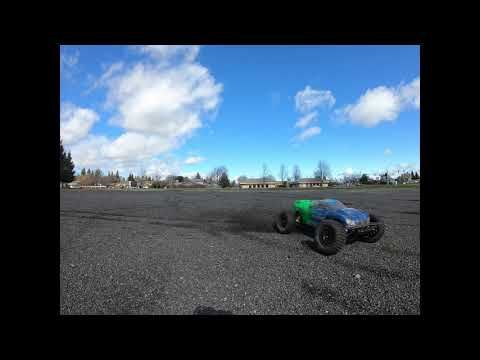 Traxxas E Revo 2 0 6s And Rustler Vxl 3s Our Bashing Youtube Radio Controlled Boats Boat Radio Rc Boats Models