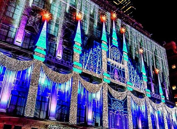 6 NYC Department Stores Just Released Their Holiday Window Debut ...
