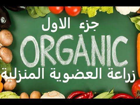 زراعة العضوية المنزلية جزء أول Organic Agriculture حلقة 242 Organic Food Plants
