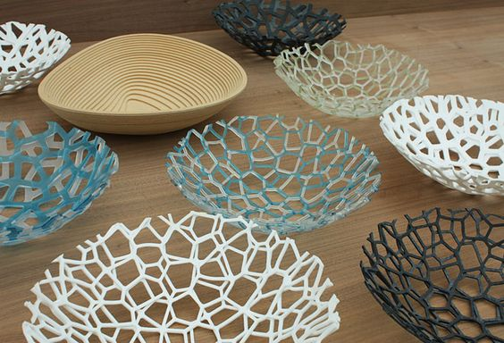 thermoformed bowls