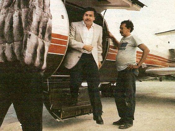 Pablo Escobar's personal Jetplane