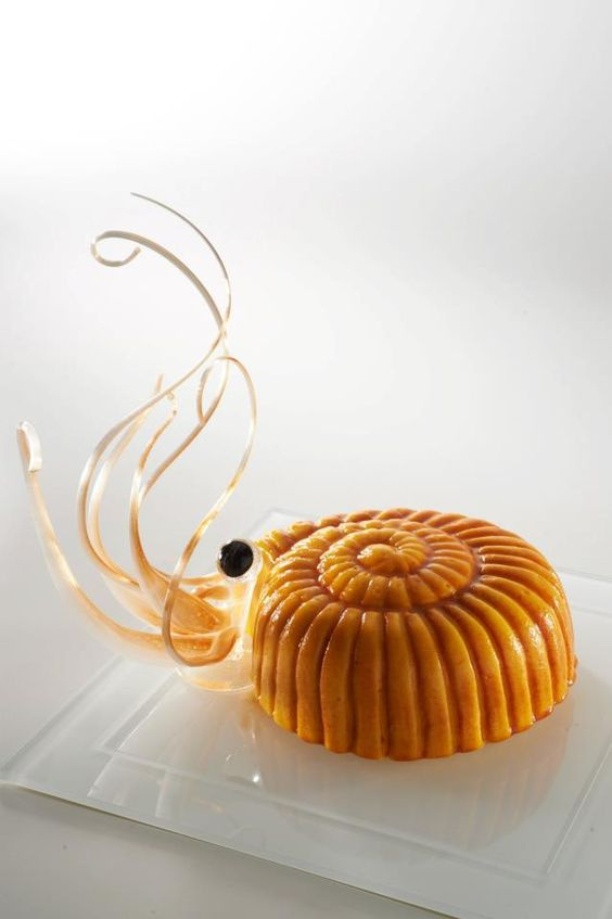 Coupe du Monde de Pâtisserie 2013 (Photo LeFotographe.com) United Kingdom - Frozen Fruit Entremet