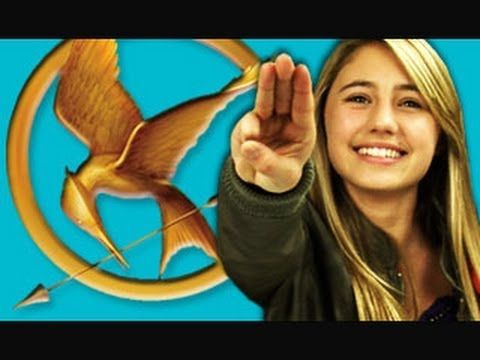 """Teens react to """"The Hunger Games"""" Trailer..."""