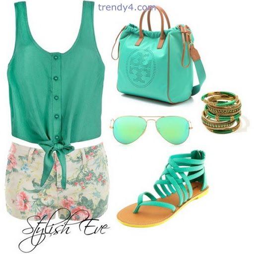 Teen fashion outfits summer