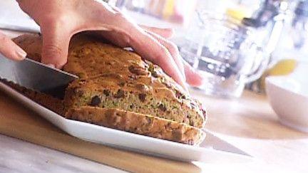 Pain aux zucchinis et brisures de chocolat! Trouvez les zuchinnis de la Montérégie sur www.gardemangerduquebec.ca