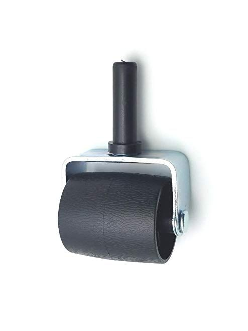 Heavy Duty Bed Frame Wheel Roller Caster With Socket Insert Cup