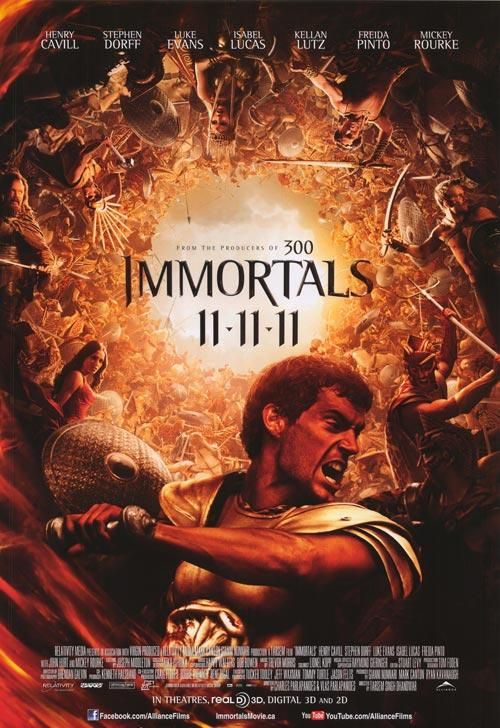 Immortals In 2021 Immortal Tv Series Online Mickey Rourke