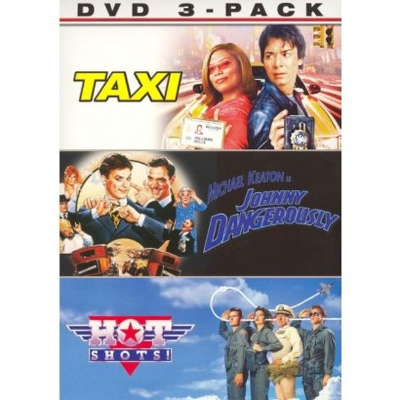 I'm learning all about 20th Century Fox Quickhumor 3-Pack [3 Discs] - DVD at @Influenster!