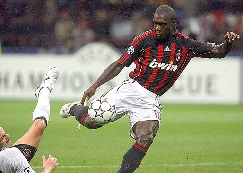 Clarence Seedorf Body