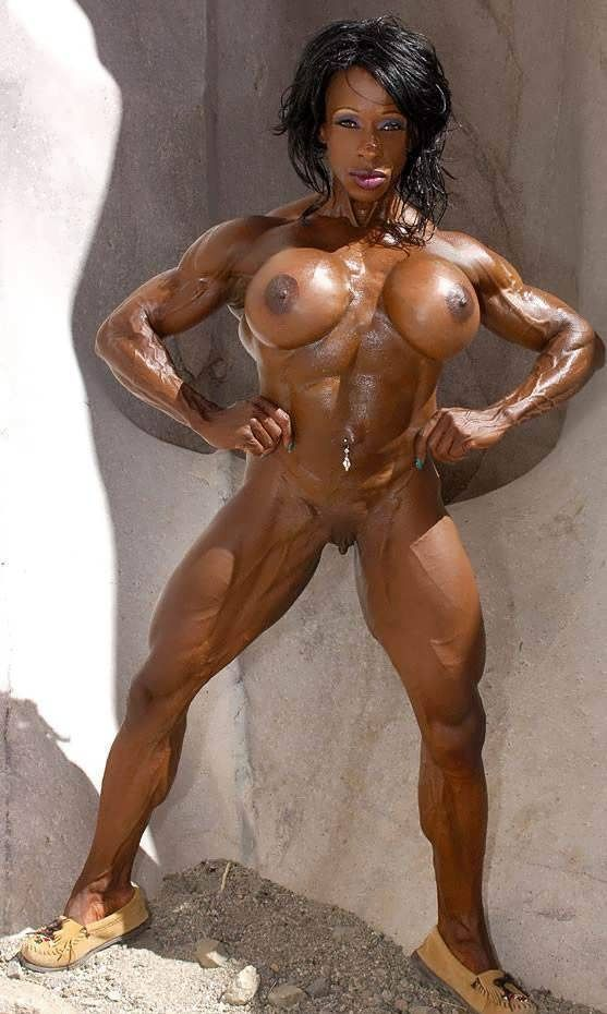 Black Bodybuilder Woman Nude-Xxx Hot Porn-5228