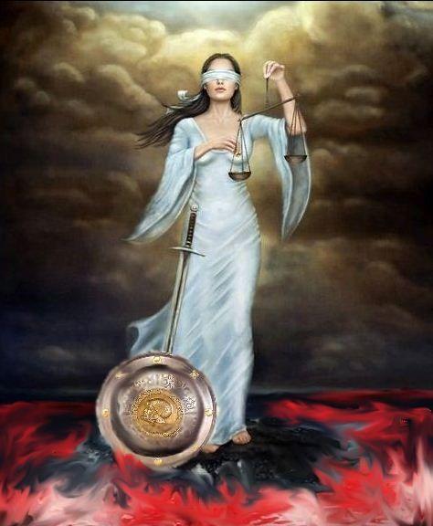 """23 de Agosto - """"Dia em que os antigos gregos celebravam   Festival de Nêmesis, senhora da vingança divina, aquela que castiga os crimes e corrige aquilo que excede, como, por exemplo, o  orgulho excessivo. Seu santuário ficava em Ramnunte, uma pequena cidade da África."""" (Márcia Frazão) - Da pasta: Relegere-Religio.    Adrestia, 'she who cannot be escaped' - the Greek Goddess of revolt, just retribution, equilibrium and balance between good and evil; handmaiden of Nemesis Author:Harisharamnath"""