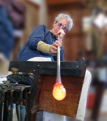 robert levin glass | In the last few years I have been working in several different, but ...