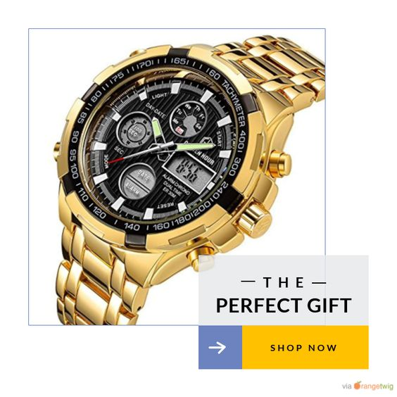 Get To Know About Our Latest Products And Sales Before Anyone Else Follow Us Now See All Our Pro Mens Watches Stainless Steel Watches For Men Gold Watch Men