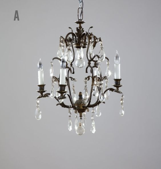 Image of Small Argentine Chandelier