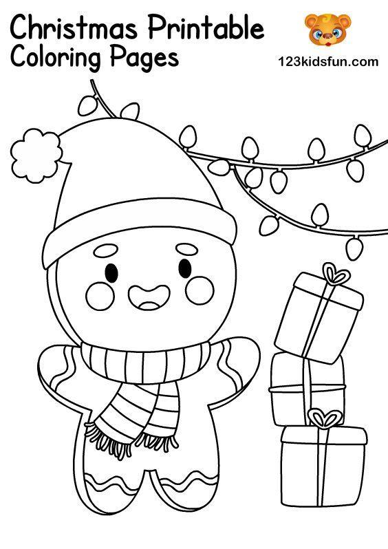 Free Christmas Printables For Kids 123 Kids Fun Apps Free Christmas Printables Free Christmas Coloring Pages Christmas Coloring Pages