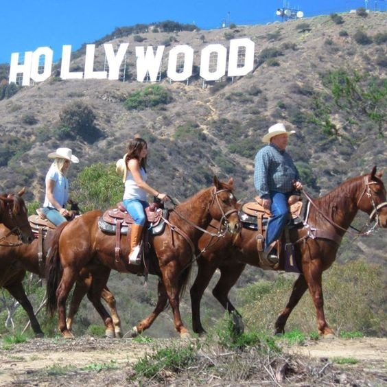 Sunset Ranch Hollywood (Horseback riding in Los Angeles.)