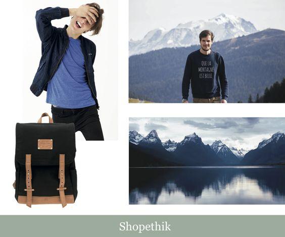 #lookdelasemaine, #mode, #shopethik, #etique