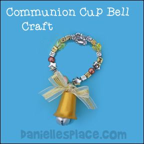 Communion Cup Christmas Crafts
