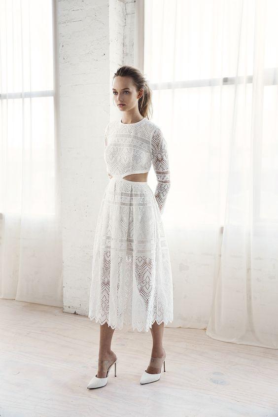 Max c lace dress 63