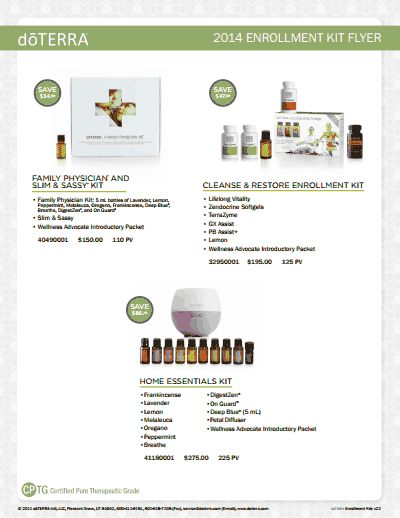 doterra how to place an order