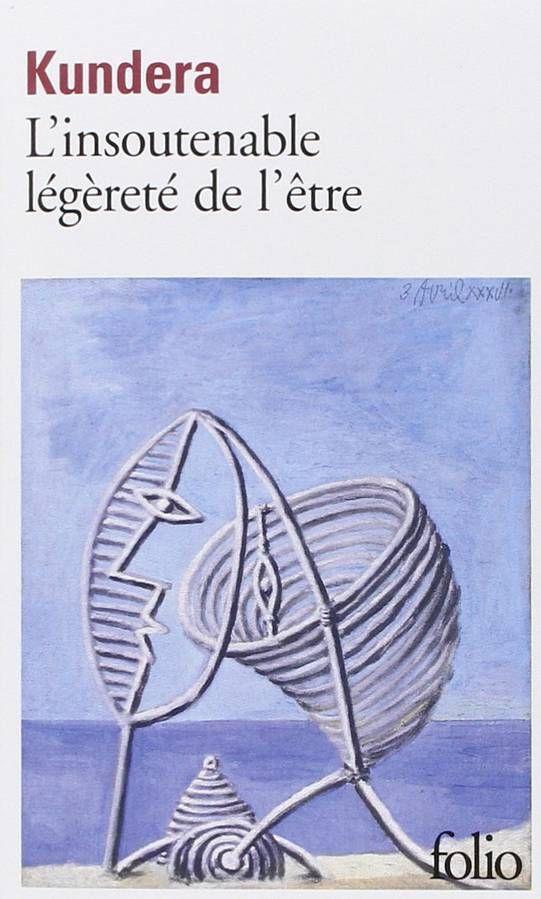 « L'Insoutenable Légèreté de l'être » de Milan Kundera