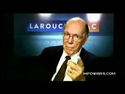 "MUST WATCH -YEAR AGO -- MARCH 2012 -- LaRouche:""Dumb Americans who continue to support Obama.Why the  president does the things he does isn't for Americans. He takes orders from the British Monarchy? After interview Obama was re-elected  the war has begun:Syria,Mali working their way west. Appears center of the problem is the british monarchy, the chief perpetrators of destroying the US, they're behind NWO in a plan to depopulate theplanet: Obama's Imminent Threat Global Thermonuclear War"""