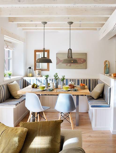 Brilliant Cozy Kitchen Nook