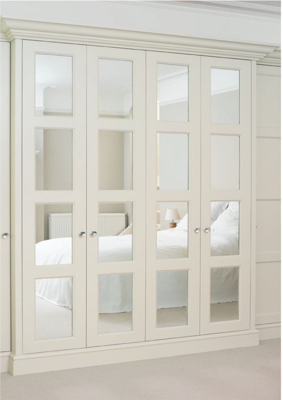 31 Best Fitted Wardrobes Mirrored Wardrobe Master Bedrooms And French Doors