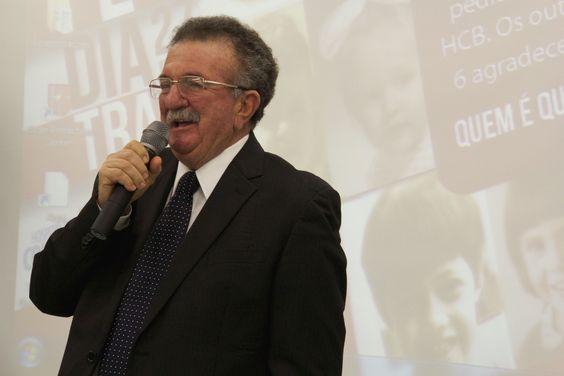 Conselheiro do CFM, Dr. José Antônio Ribeiro Filho.