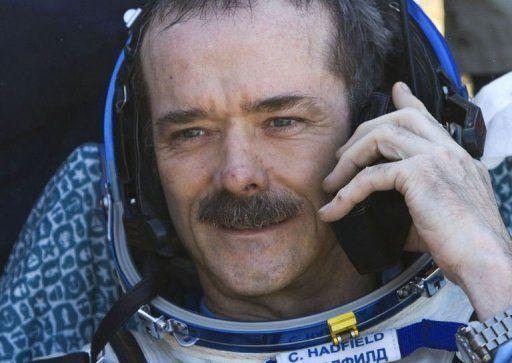 Expedition 35 aboard the International Space Station (Déc. 2012 - Mai 2013) : Col. Chris Hadfield de retour sur Terre...