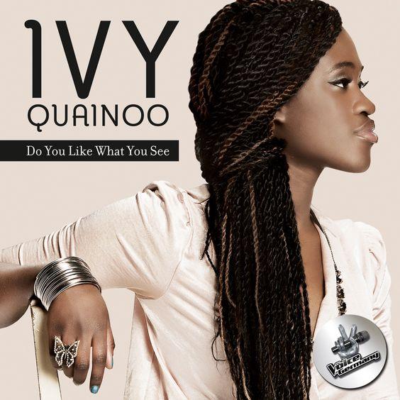 Ivy Quainoo - our new German superstar