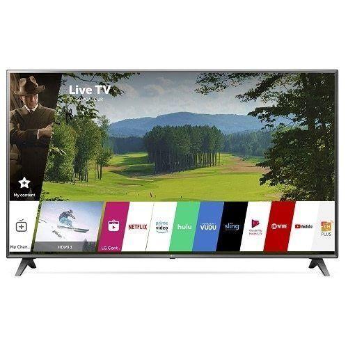 Lg 86 Inch Led 4k Hdr Smart Uhd Tv W Ai Thinq 86uk6570pub Lg