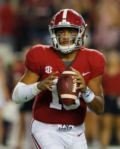 Tua Tagovailoa Photos Photos Colorado State V Alabama Alabama Crimson Tide Football Crimson Tide Football Alabama Football