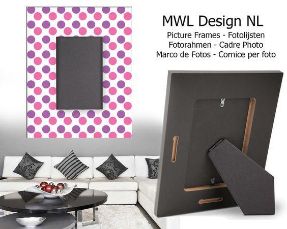 Fotolijst MWL Design NL van MWL Design NL Pimp your Home  op DaWanda.com