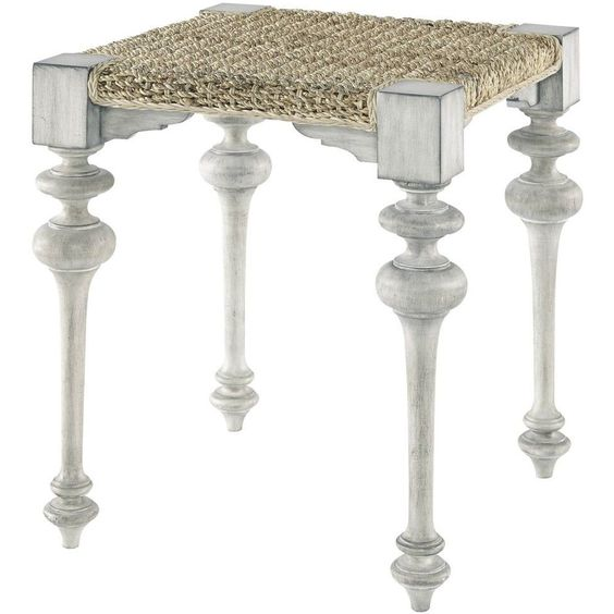 Hannah End Table in Gray | Progressive Furniture | Home Gallery Stores