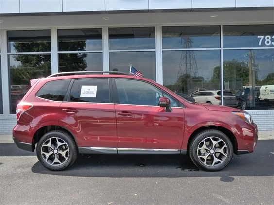 New 2015 Subaru Forester 2.0XT Touring Virginia Beach Area