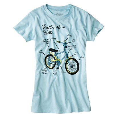 Bicycle tee Please check out World of Cycling