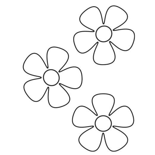 Dibujos De Flores Pequenas Flores Pequenas Dibujos De Flores